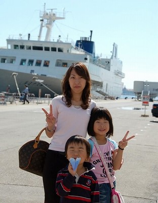 2007年12月編 川中洋子